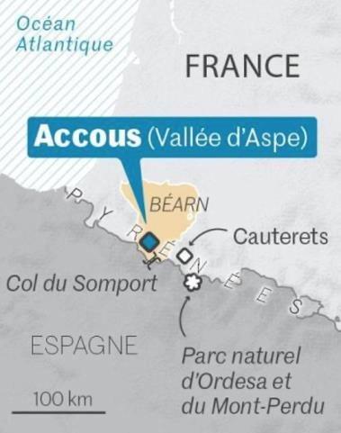 Accous: vallée d'Asp