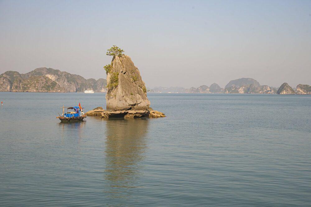 vietnam : baie d'halong