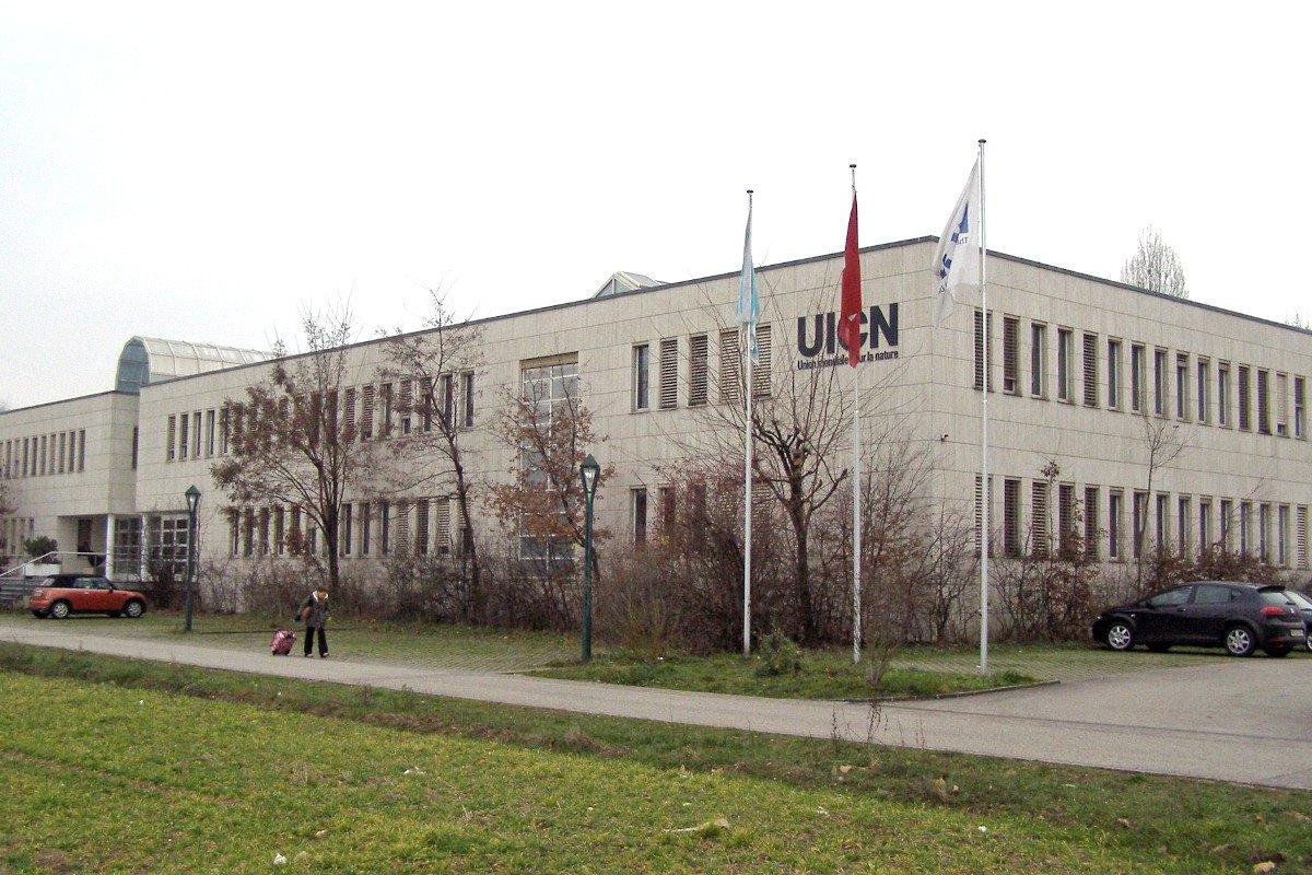 UICN quartier général